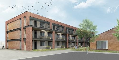 Al 72 statushouders hebben woning gekregen in hollands for Woningbouwvereniging anna paulowna