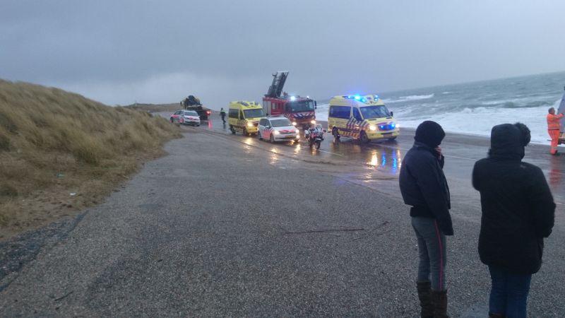 Vrouw Die In De Noordzee Reed Bij Den Helder Is Overleden Hollands