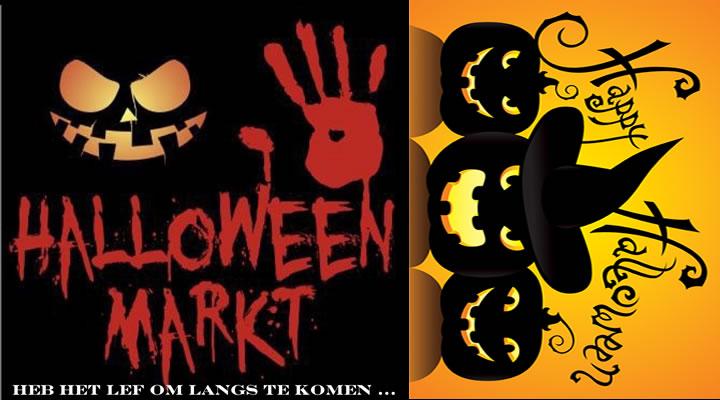 30 jaar Halloweenmarkt Hippolytushoef | Hollands Kroon Actueel - Hollands Kroon Actueel