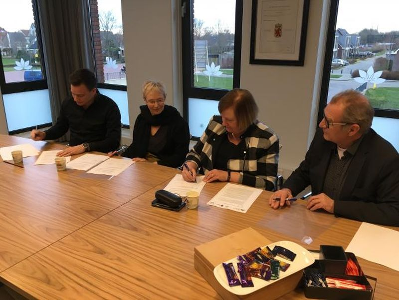 Inwoners Hippolytushoef enthousiast over komst nieuwe school | Hollands Kroon Actueel - Hollands Kroon Actueel