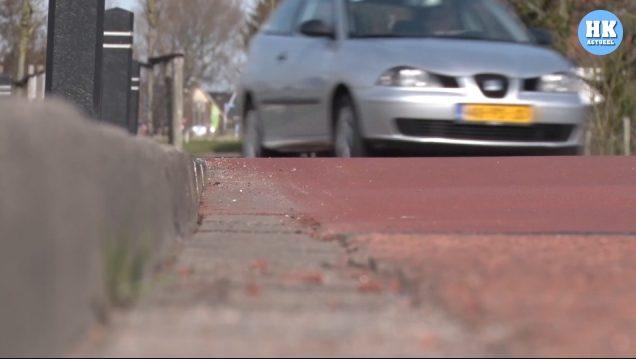De te lage verkeersdrempel in Westerland