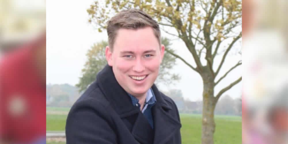 Paul Medema is de nieuwe afdelingsvoorzitter van de PvdA in Hollands Kroon