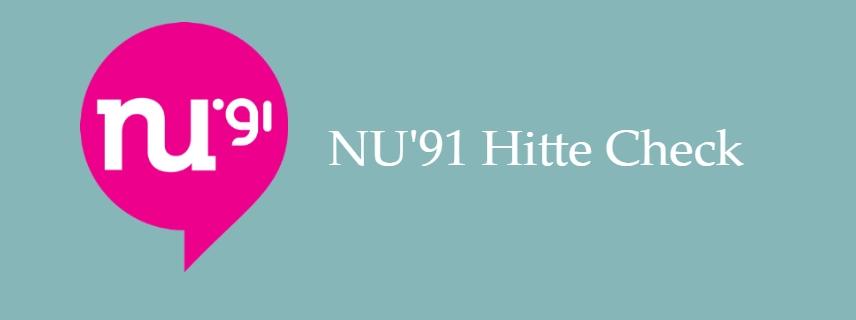 Doe de NU'91 hittecheck