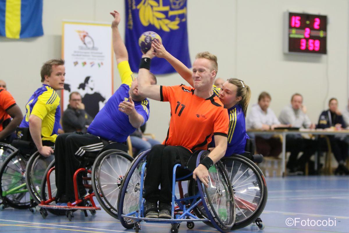 Nieuwe rolstoelsport in de Kop van Noord-Holland