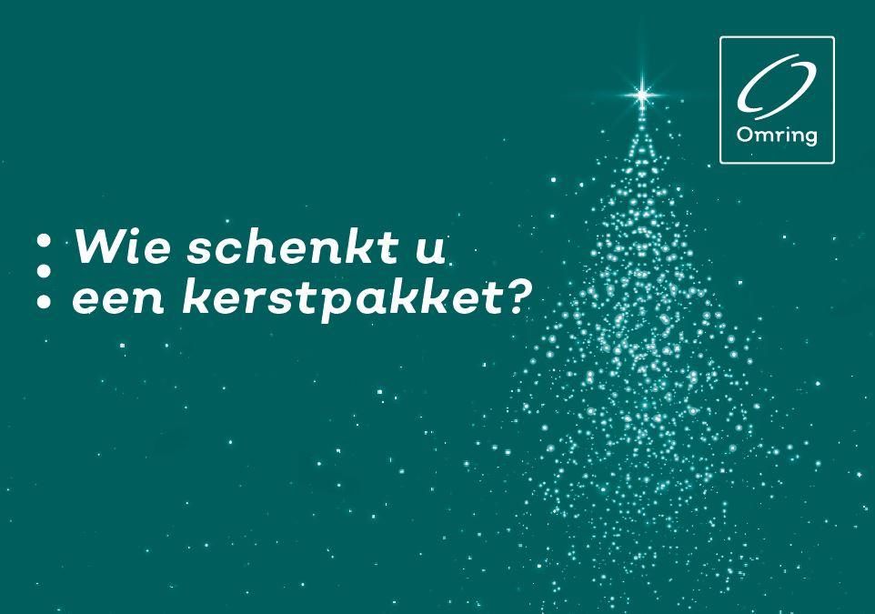Omring En Deen Supermarkten Starten Actie Schenk Een Kerstpakket