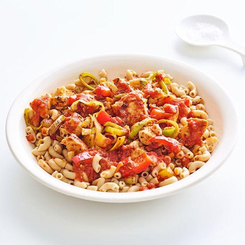 Wat eten wij vandaag: Pittige macaroni