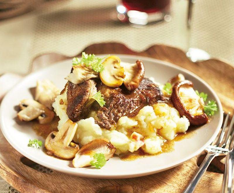 Wat eten wij vandaag: Hete bliksem met runderlapjes