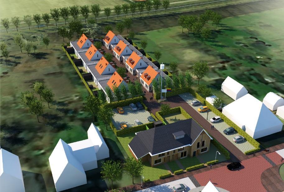 Dozy krijgt opdracht voor bouw 19 woningen Hippolytushoef | Hollands Kroon Actueel - Hollands Kroon Actueel